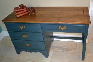 blue desk #5