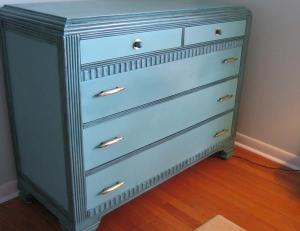 Art Deco dresser Sold