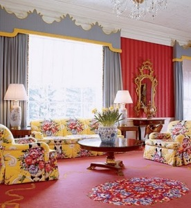 Greenbrier Sitting Room