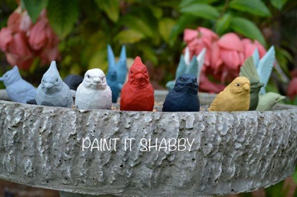 paint it shabby birds