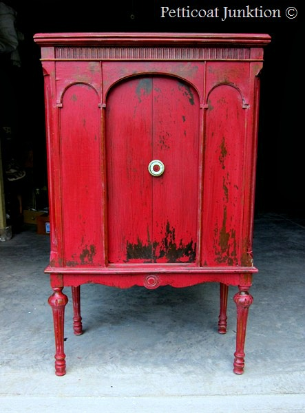 MMS-Milk-Paint-Tricycle-Red-Cabinet