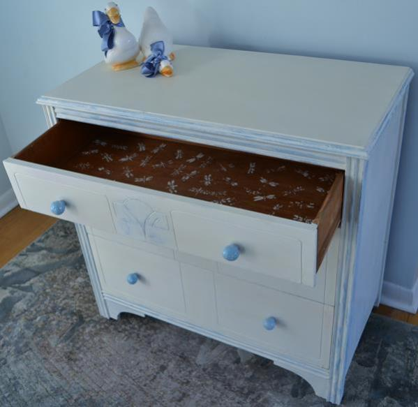 baby dresser drawer