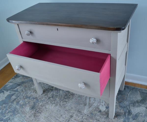 Brown dresser #3