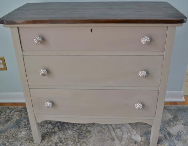 brown dresser#1