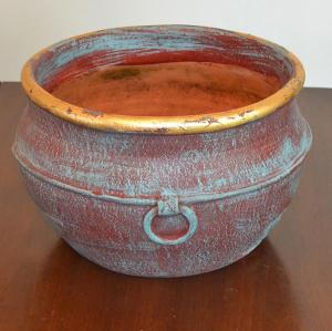 rusted pot 2