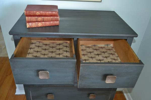 graphite drawers
