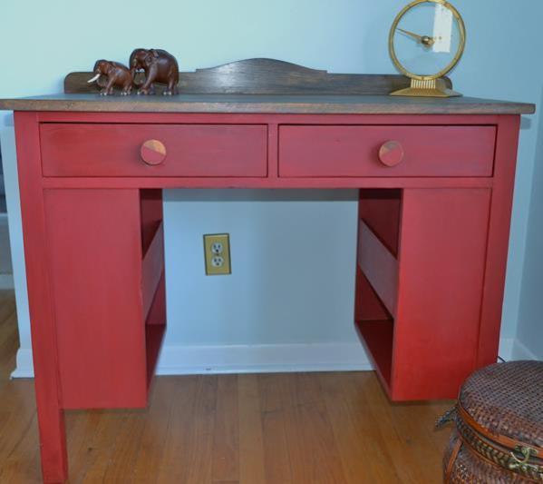 oak desk 2