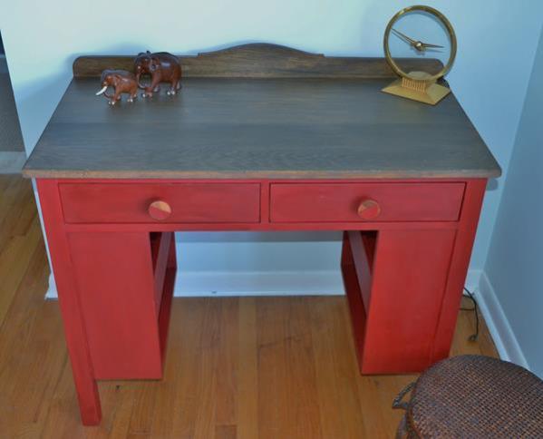 oak desk 3