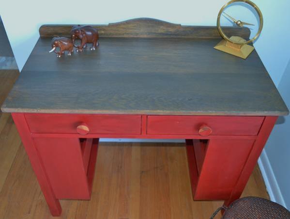 oak desk 5