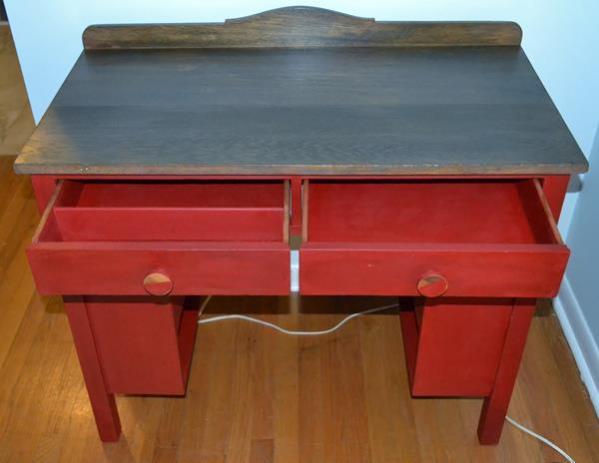 oak desk 6