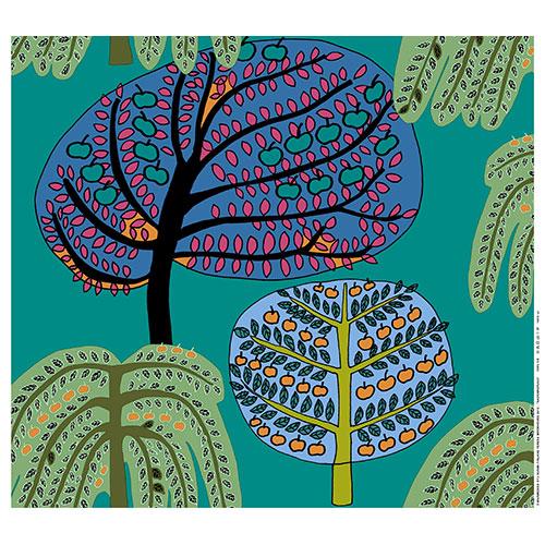 marimekko-sadonkorjuu-teal-fabric-repeat-15