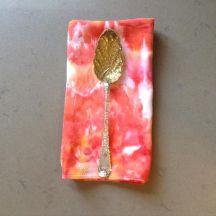 red ice napkins 3