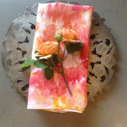 red ice napkins 7